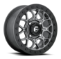 Fuel Off-Road - D919 Tech Beadlock Black Center w/ Black Beadlock 15x7 4/156 +38mm