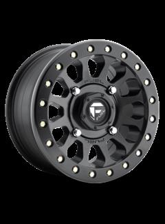 Fuel Off-Road Fuel Off-Road - D920 Vector Beadlock Matte Black 14x7 4/156 +13mm