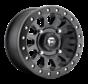 Fuel Off-Road - D920 Vector Beadlock Matte Black 15x7 4/156 +13mm