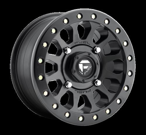 Fuel Off-Road Fuel Off-Road - D920 Vector Beadlock Matte Black 15x7 4/137 +13mm