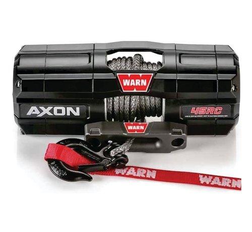 Warn Warn - Axon 4500RC - Spydura Synthetic Rope - Includes Heavy Duty Winch Saver