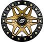 Sedona - Split 6 - Beadlock Bronze 15x6 4/136 5+1 +40mm