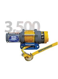 Superwinch Superwinch - Terra 35SR 12v ATV/UTV Winch - Synthetic Rope