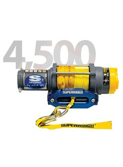 Superwinch Superwinch - Terra 45SR 12v ATV/UTV Winch - Synthetic Rope
