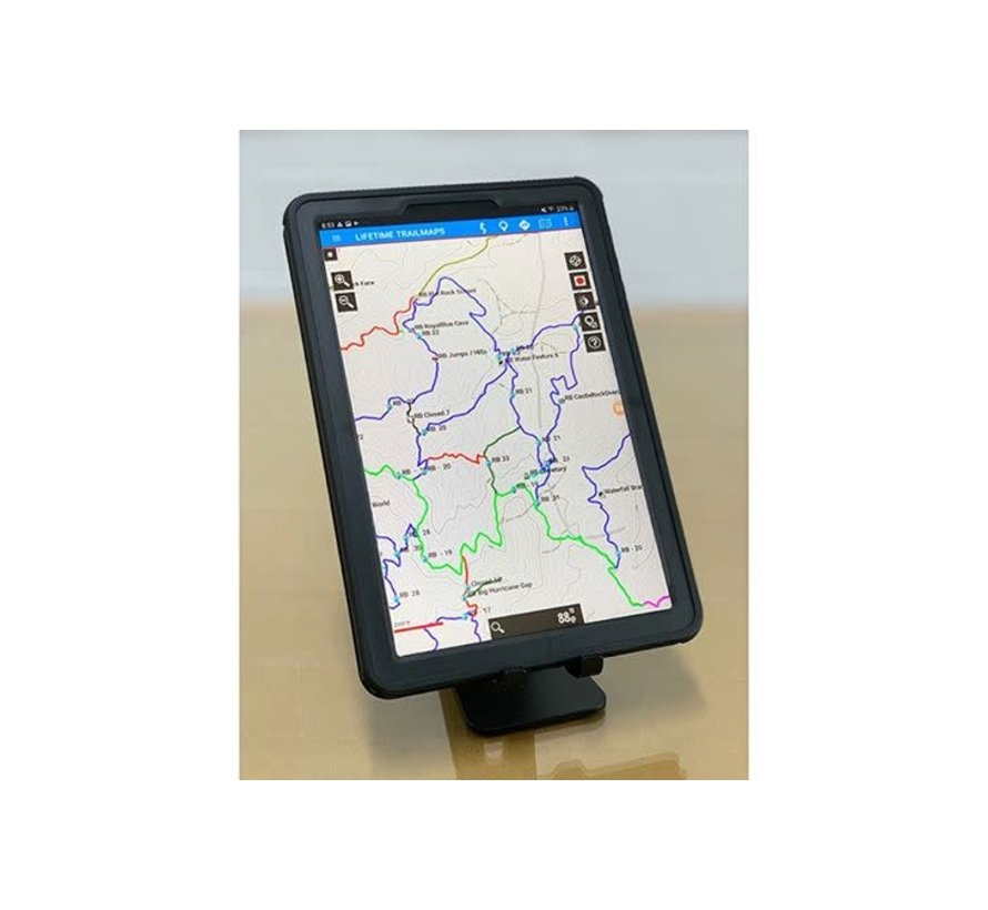 "Lifetime Trail Maps - 10.2"" Tablet 32G Waterproof"