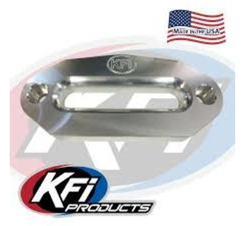"KFI Winch KFI - Hawse Fairlead 6"" - Polished"