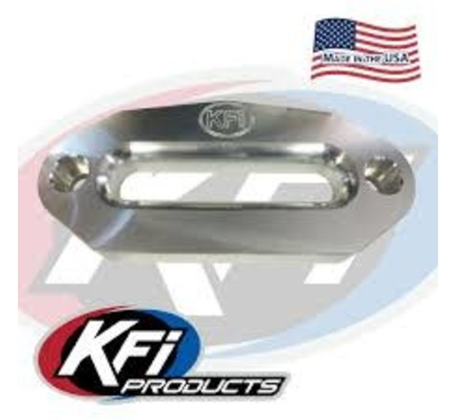 "KFI - Hawse Fairlead 6"" - Polished"