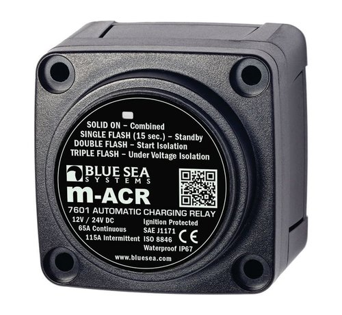 Blue Sea Systems Blue Sea ACR M Series 65 A