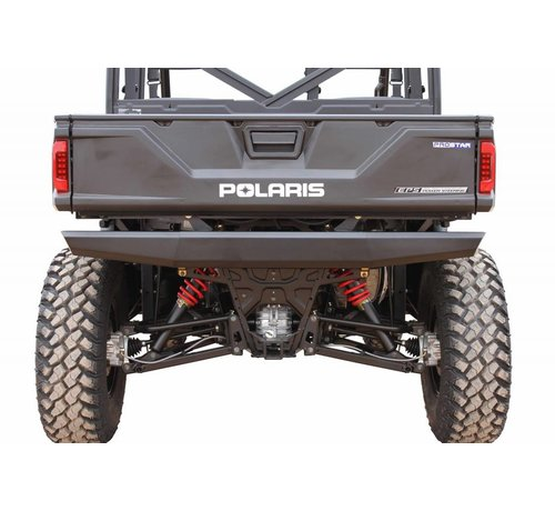 DragonFire Racing - Ranger Rear Sheet Metal Bumper - Black