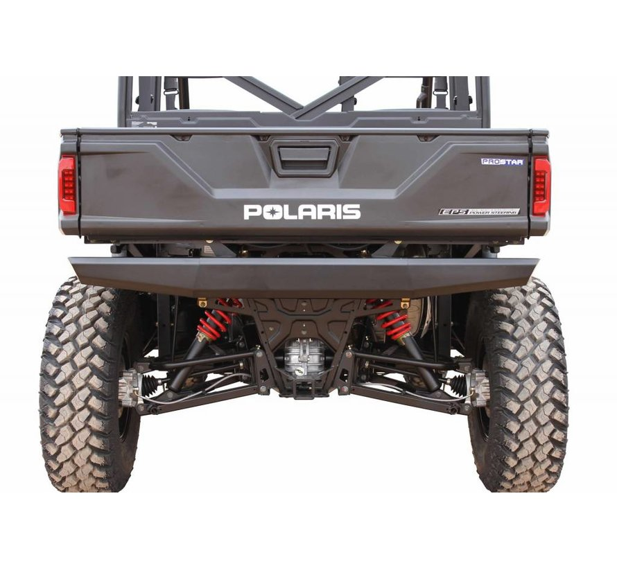 - Ranger Rear Sheet Metal Bumper - Black