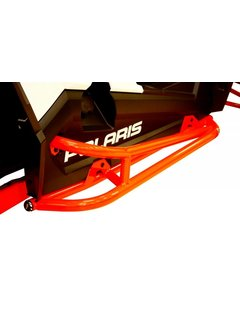 DragonFire Racing - RZR Nerf Bars - 2 Seat Models Black