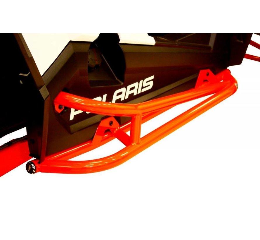 - RZR Nerf Bars - 2 Seat Models Black