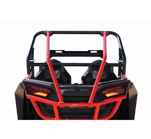 DragonFire Racing  - BackBones - 2 Seat Models Black