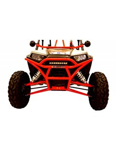 DragonFire Racing RZR Front Bash Bumper Black
