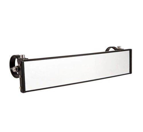 "Axia Alloys 12"" Panoramic Rearview Mirror - Black"