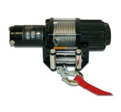 Bulldog Winch - 4000lb SxS ATV UTV Utility Winch