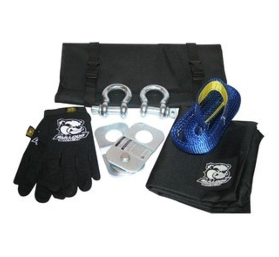 - SxS UTV ATV Rigging Kit