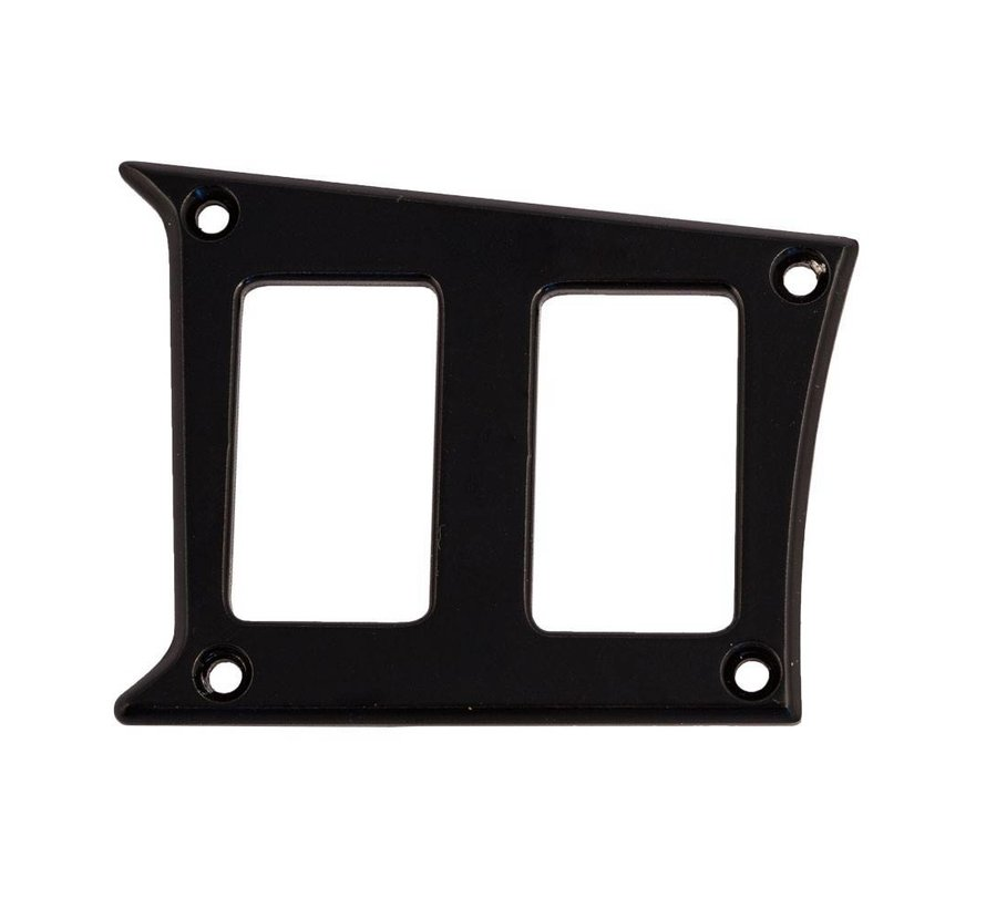 - 2 Switch Panel - RZR Left Center - Black