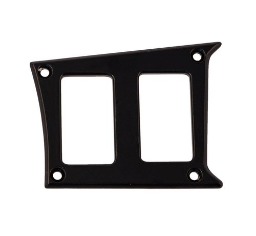 Outdoor Logic - 2 Switch Panel - RZR Right Center - Black