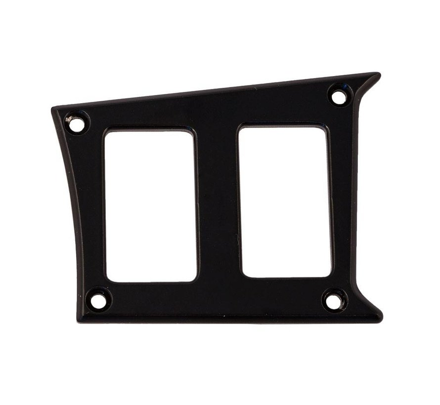 - 2 Switch Panel - RZR Right Center - Black