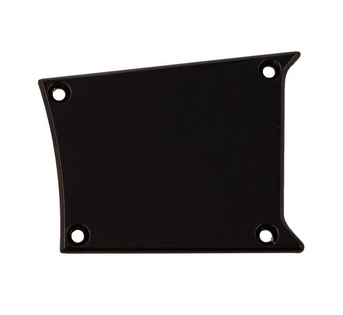 Outdoor Logic  - Solid Panel - RZR Right Center - Black