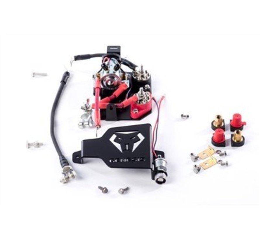 - Dual Battery System - Polaris