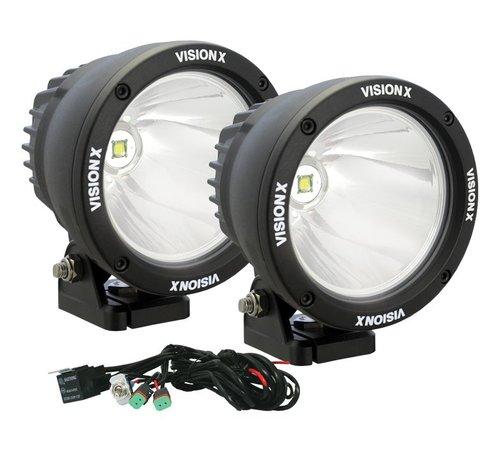 Vision X USA - 4.5″ Light Cannon LED Kit