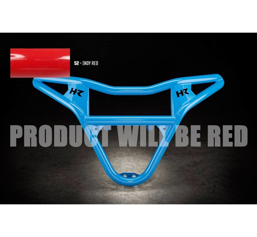 - Polaris RZR 900/S/XC - RZR XP1000 14-16 Sport Edition Front Bumper, Indy Red