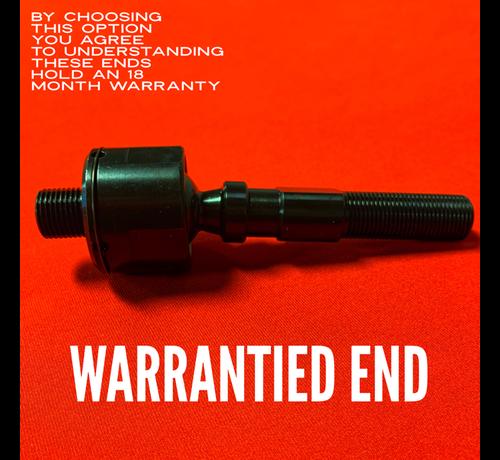 L&W Fab L&W -  HD Tie Rod End (16mm)