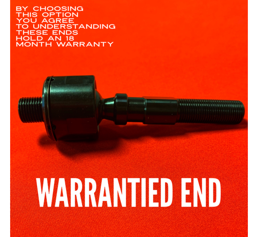 L&W -  HD Tie Rod End (16mm)