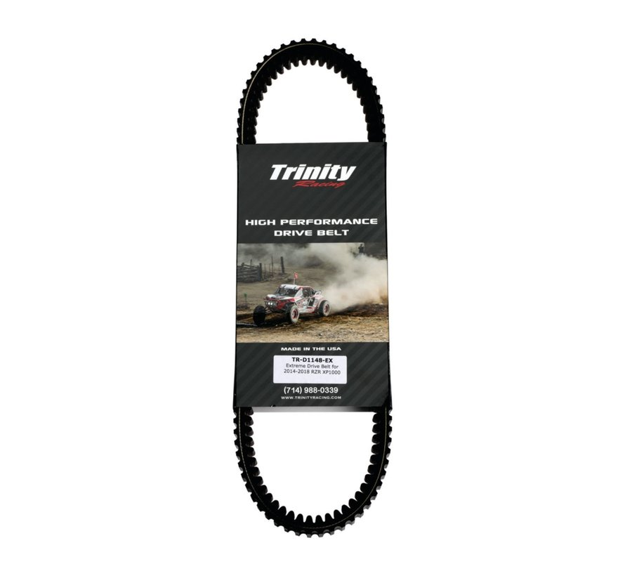 Trinity Drive Belt - Worlds Best Belt - Polaris Pro XP