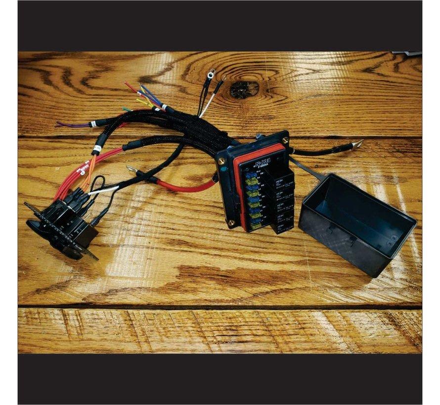 WLO - Power Distribution Kit (Fuse / Relay)