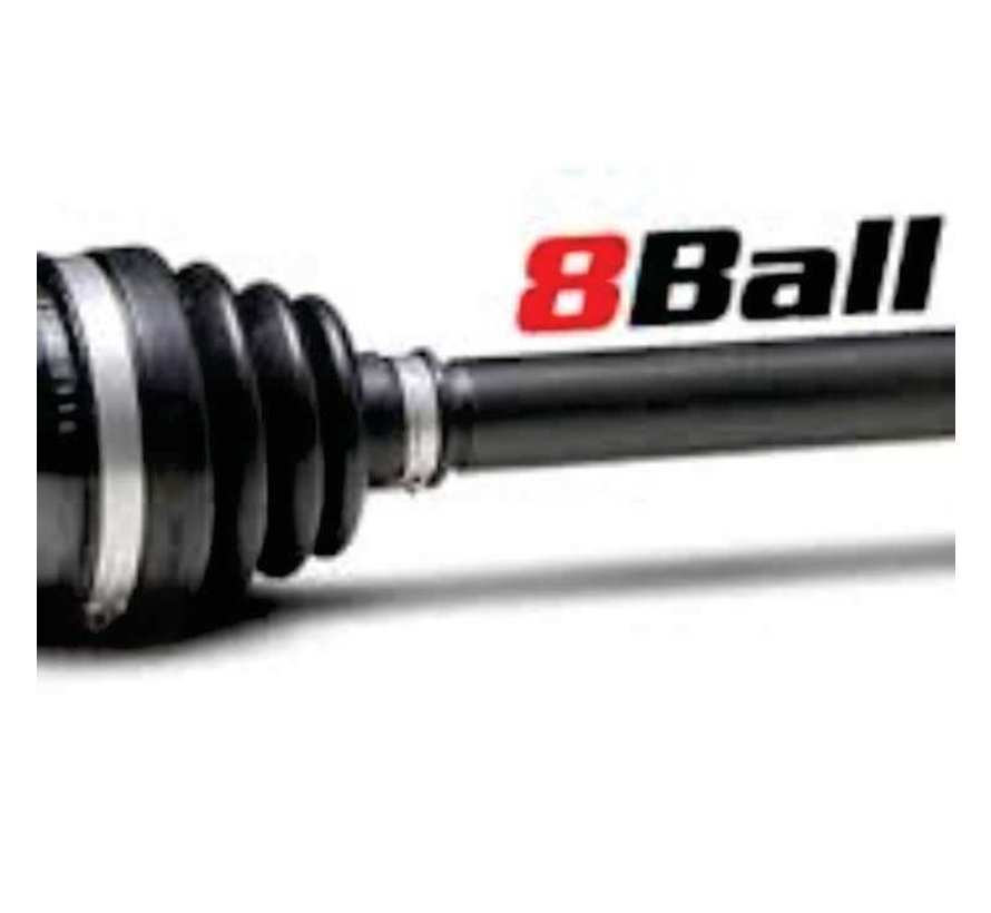 8 Ball Axle - Turbo S (531-1565) Turbo S R