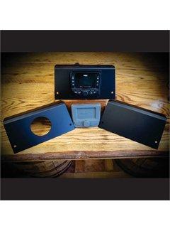 WLO - Dash Plate - Polaris RZR +18