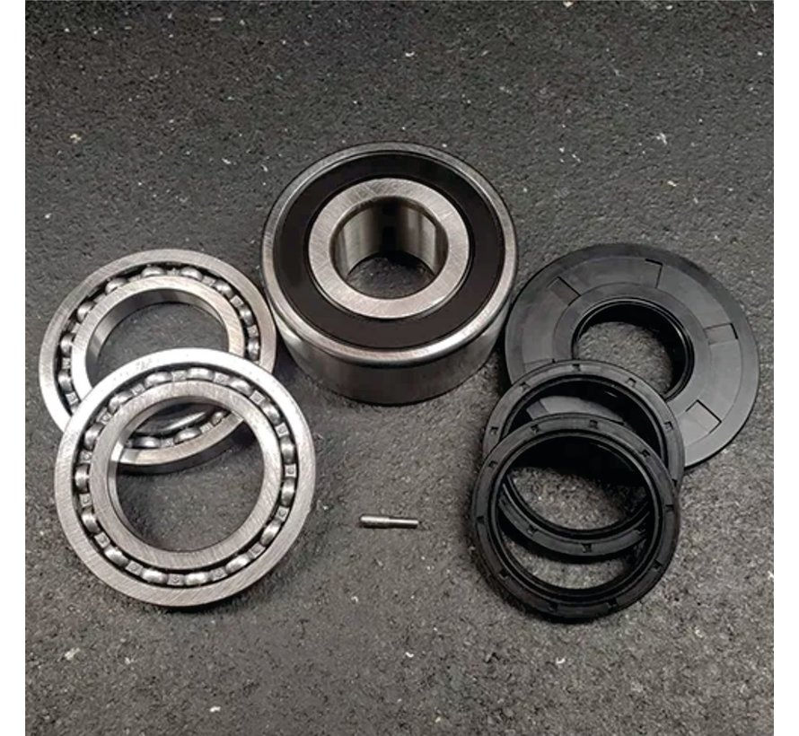 HD Extreme -  Extreme Duty Front Differential Bearing & Seal Kits XPT7  - Polaris RZR XP 1000