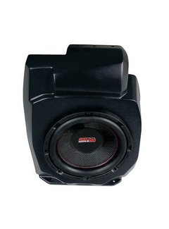 "SSV Works SSV - Polaris Pro XP 10"" Glove Subwoofer Box (Unloaded)"