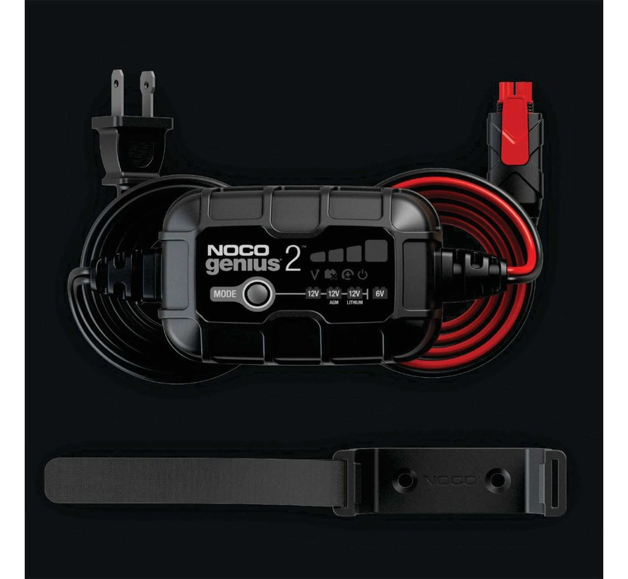 Noco Genius 2 AMP Battery Charger
