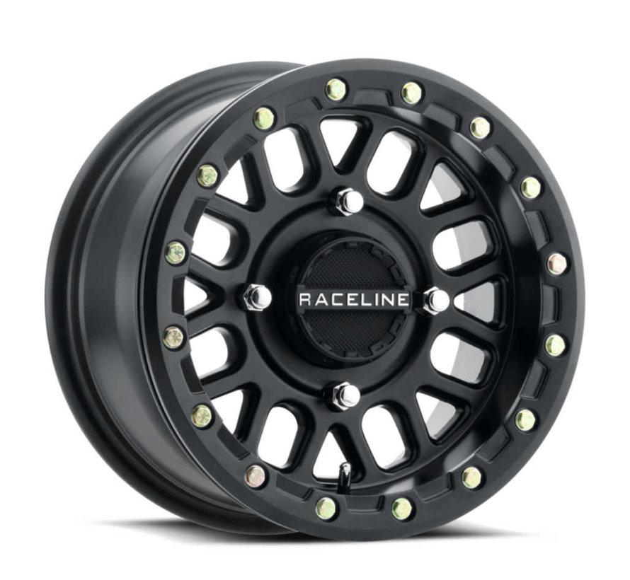 Raceline - Podium Beadlock 4/137 14x7 5+2 (+10MM) - Black