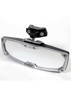 Seizmik Halo Cast Aluminum Rear View Mirror - Polaris Pro XP