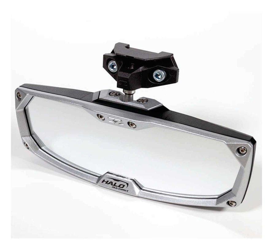 Halo Cast Aluminum Rear View Mirror - Polaris Pro XP