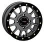 System 3 Off-Road SB-5 Beadlock Wheels  14X7 4/156 5+2 SBL GRY