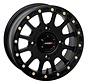 System 3 Off-Road SB-5 Beadlock Wheels  15X7 4/137 5+2 SBL MT BLK