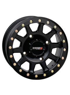 System 3 Off-Road System 3 Off-Road SB-3 Beadlock Wheels  14x7 4/137 5+2 (+30mm) SBL MB