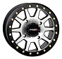 System 3 Off-Road SB-3 Beadlock Wheels  14x7 4/137 5+2(+30mm) SBL MACH