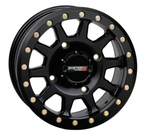 System 3 Off-Road System 3 Off-Road SB-3 Beadlock Wheels  15x7 4/137 5+2 (+30mm) SBL MB