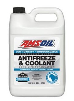 Amsoil Amsoil - Low Toxicity Antifreeze (Gal)