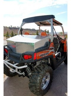 RyFab Industries RyFab Industries - RZR 900 Series Chrome Rear Cargo Box