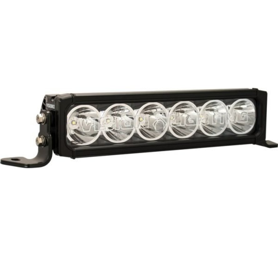 "LED Light Bar - 12"" 60W (6 LED Spot Optics)"