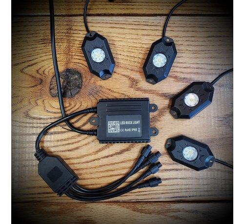 Rock Light - RGBW ~ Music Controller