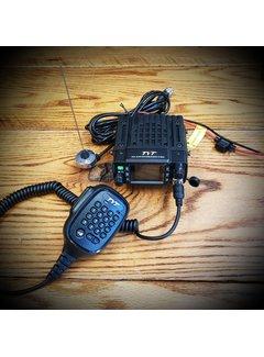Mini Mobile Radio 25W Dual Band IP67 Waterproof Trail Radio (Antenna UHF/NGP Included)